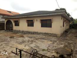 Four bed room bungalow for sale at Igando lagos