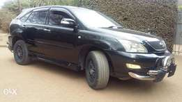 Toyota Harrier 2004,KBP,Auto,Petrol,2400cc, Ksh 1,280,000 Negotiable