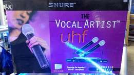 Hand held wireless vocal system