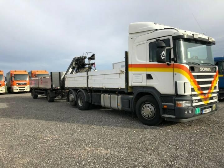 Scania R 124 LB 6x2 NA 420 - 2003