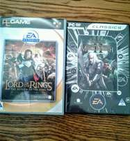 Lord of the Rings PC set