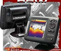 Lowrance HDS-10 Fishfinder GPS Chartplotter on sale