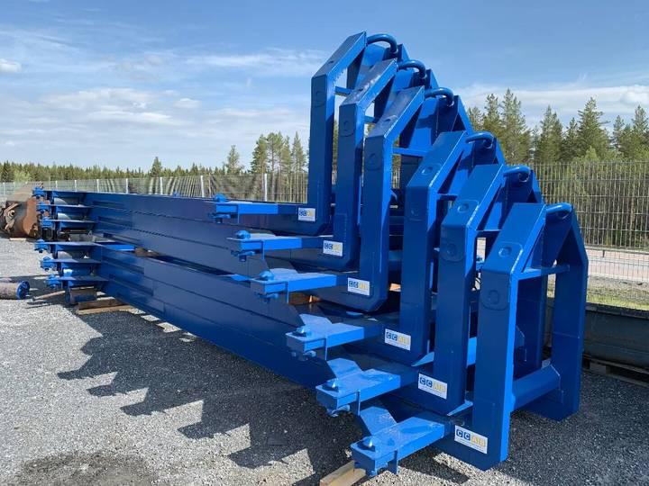 Lastväxlarram Containerramar Lastväxlare M Lås - 2019