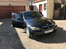 2007 BMW 320i diesel,automatic,very good condition,one owner,BARGAIN