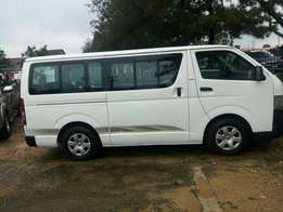 Super clean 2007 Toyota Hiace bus (just as brand new) for sale