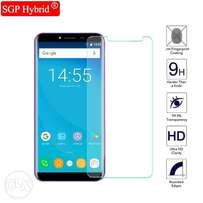 Oukitel c8 Tampered glass screen protector