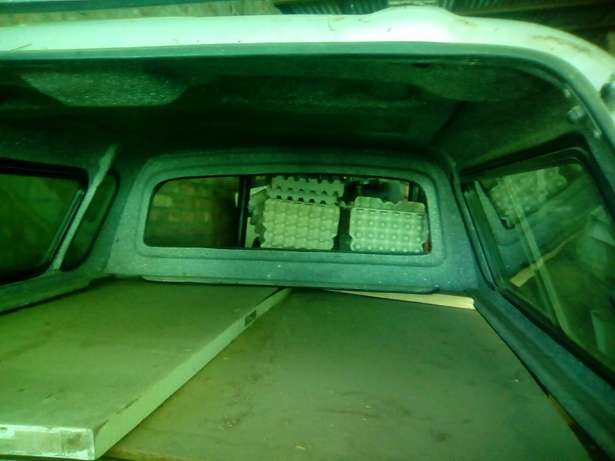Ford Ranger Supercab canopy Beaufort-West - image 2