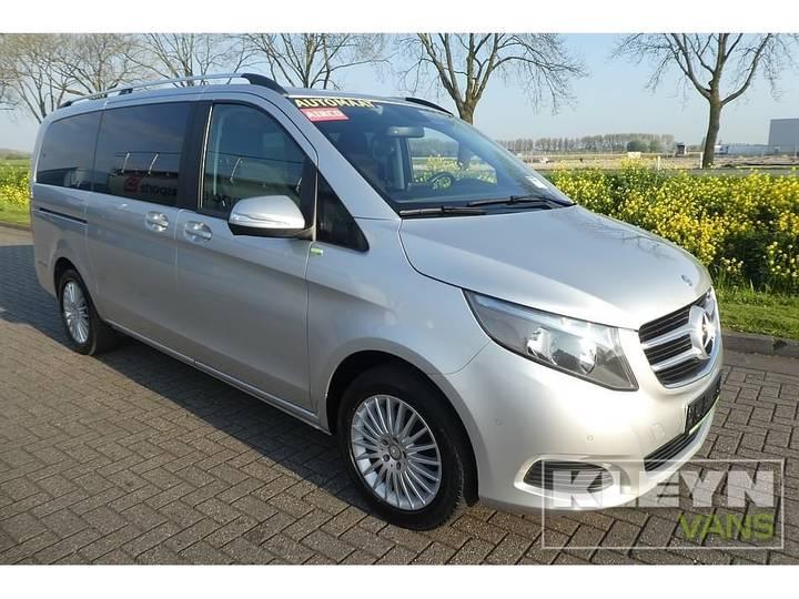 Mercedes-Benz V-KLASSE 220 CDI l2 ac automaat 134 d - 2016