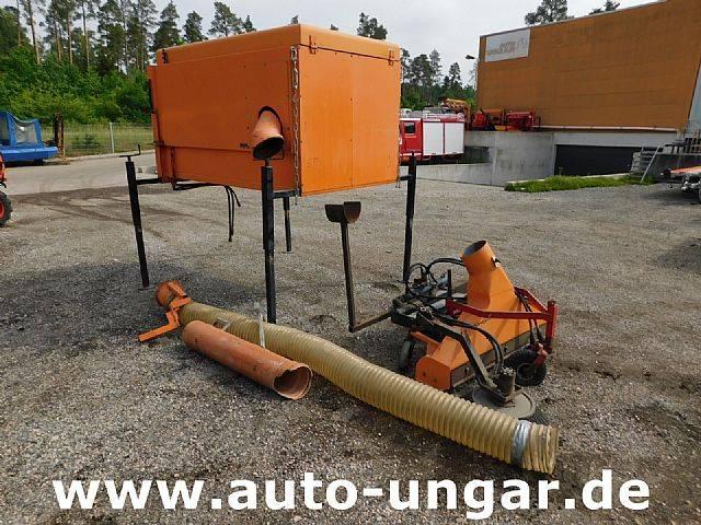 Ladog LGSC129 Laubsauger komplett Düse und Container - 2006