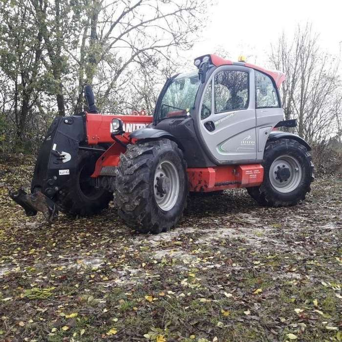 Manitou Mlt840-137 - 2016