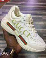 Gucci GG New White Sneakers