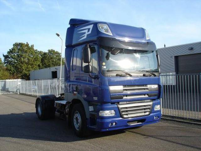 DAF CF85 410 4X2 TRACTOR UNIT SPACECAB EURO 5 - 2012