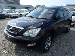 TOYOTA / Harrier Chassis # ACU35-0022 year 2009
