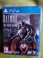 Batman the enemy within for sale