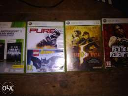 Xbox 360 Games For R70 Each. negotiable