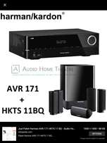 Harman kardon Avr 171 with HKts 11bq speakers