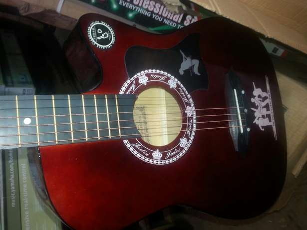 New Acoustic guitars Ojo - image 5