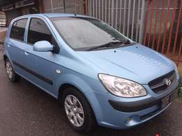 2010 Hyundai Getz 1.4 High Spec