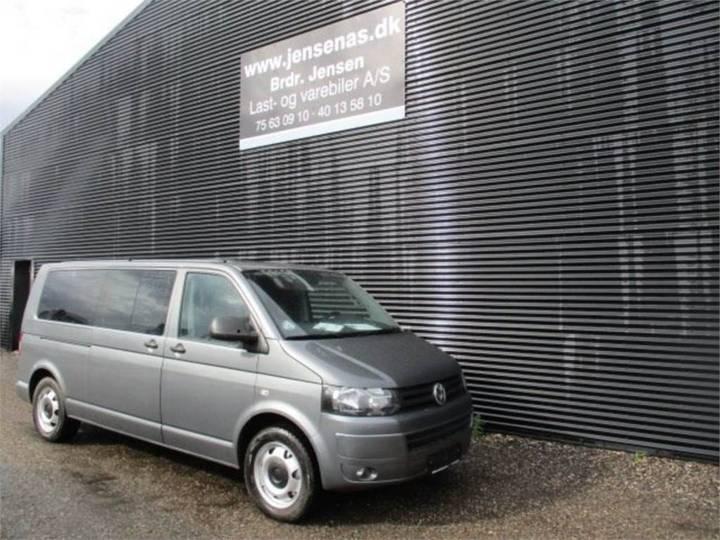 Volkswagen Transporter - 2012