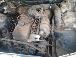 Ford 4l 6 cylinder fuel injection with gearbox