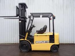 used 2009 cat forlift for sale