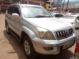 Toyota Prado On Sale