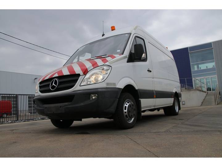 Mercedes-Benz SPRINTER 519 CDI - 103 122 KM - 2010