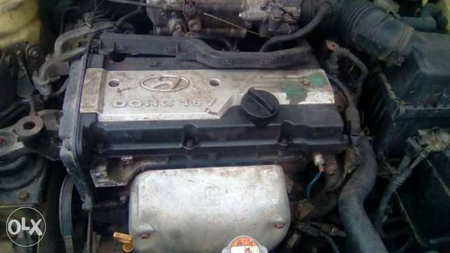 Hyundai accent 2009 model for fast sell Surulere - image 7