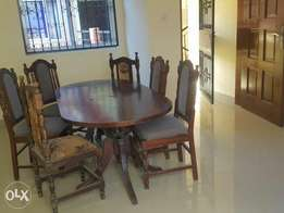 Executive 3 bed penthouse to let in Tudor Mombasa.
