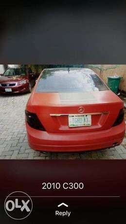 2010 C300 (Customized & Pimped Out) Lagos - image 8