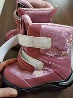b7f63a4a86f14a Чоботи/чобітки зимові для дівчинки термо 320 грн!