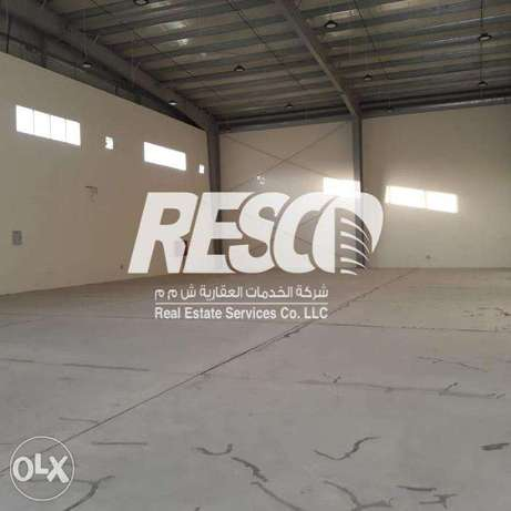 New warehouse for rent in Al Mifa