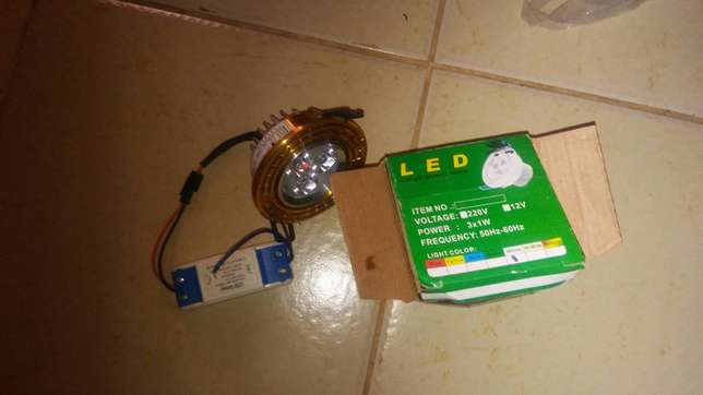 Sonny Cctv camera with cable and led light single and multi colour Nairobi CBD - image 8