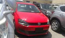 New model polo red 009 kck