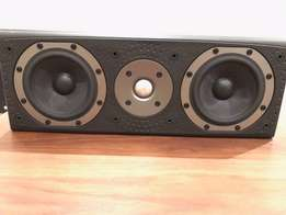 Bower & Wilkins ( B&W ) LCR3 Centre Speaker- Black