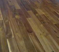 Bamboo floor materials supply and installation