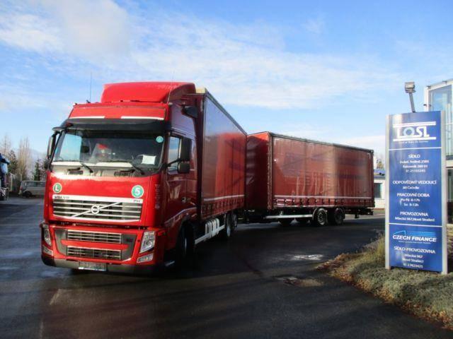 Volvo FH13.460 6x2 + Wecon - 2011