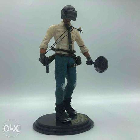 18CM Game Playerunknowns Battlegrounds PUBG Character Male