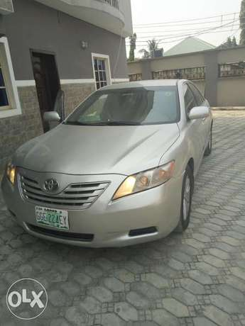 Toyota Camry silver color for sale Aja - image 5