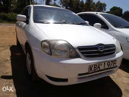 Toyota Corolla.1500cc vvti engine only one owner from import
