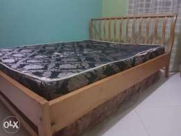 5 by 6 Bed for Quick Sale 350k