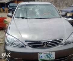 Toyota Camry 2005. Well maintained
