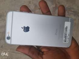 Mint uk used iphone6 silver for sale