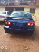 Used Toyota corrola sport 2006 its a buy and drive nothing to fix