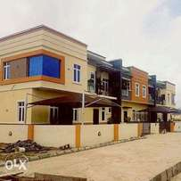 A 4Bedroom Terrace Duplex with Rooms in suite,at Lekki,Lagos
