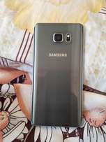 Samsung Galaxy note 5 silver no trade in