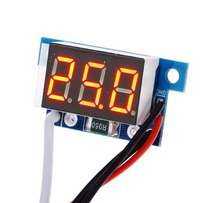 DC0-999MA Red Digital Ammeter- E0424