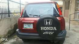Neatly used 2000 Honda CRV
