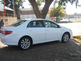 Toyota Corolla Professional 2010 Model Excellent Condition