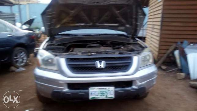 First body Honda pilot at give away Ifako Ijaye - image 1